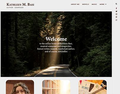 Web Design (WordPress): kathleenbasi.com