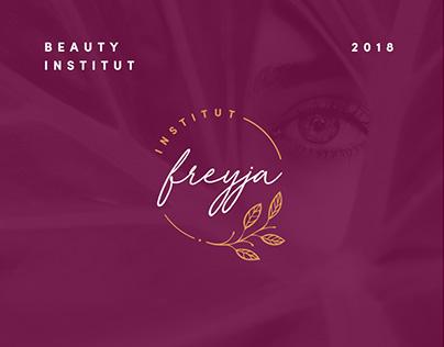 Institut Freyja • Rebranding