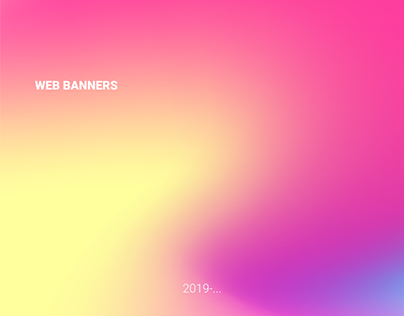 web-banners (only commercial)