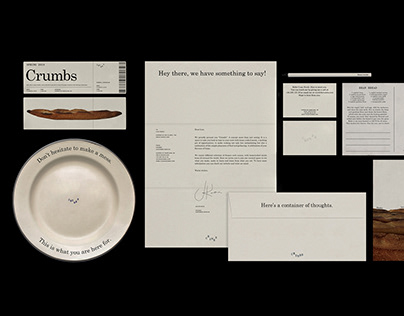 Crumbs — Brand Identity