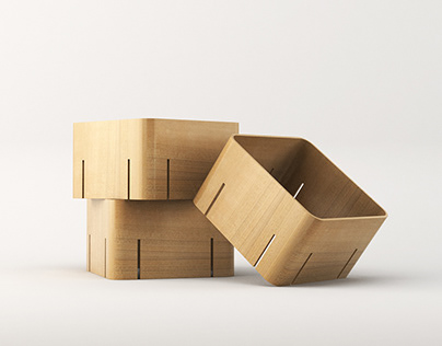 Smartsquare - Modular Shelves System