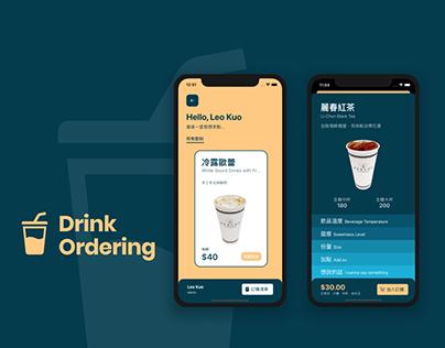 Drink Ordering App
