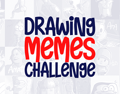 Drawing Memes Challenge