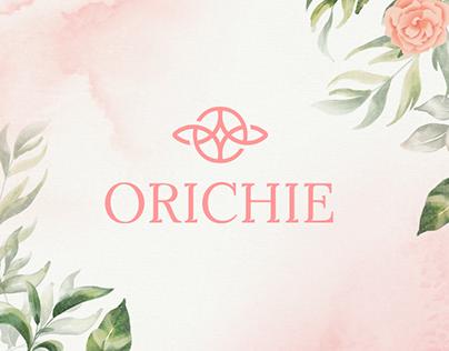 Orichie - Brand Identity & Logo Design