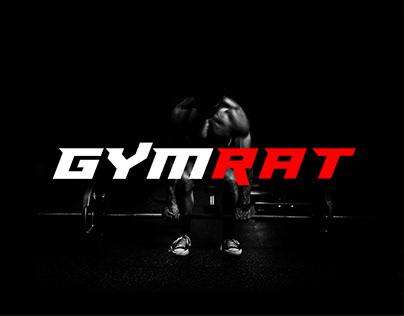 GYMRAT Branding