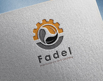 Branding logo for FADEL Maintenance and cleanliness 2