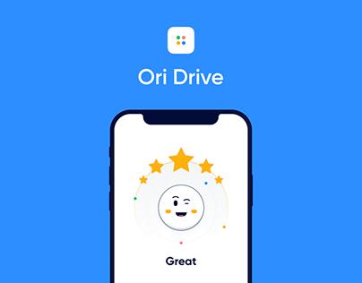 Ori Drive - Taxi driver's mobile app