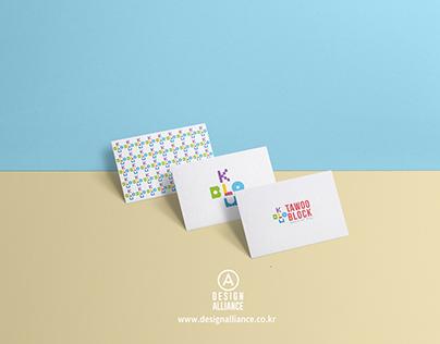 Company : DesignAlliance Branding (BI) : TAWOOBLOCK