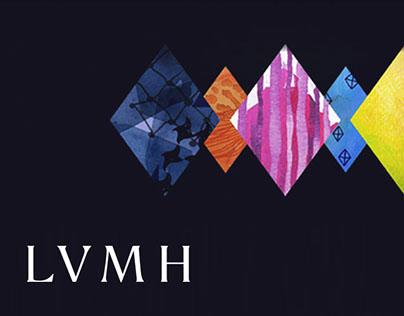 LVMH -- VP webapp