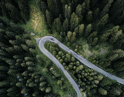 Land Rover - Swiss Alps