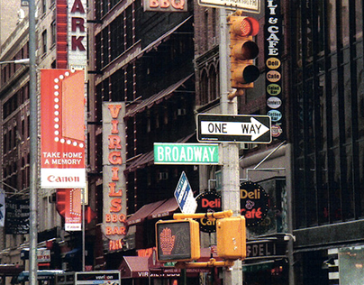 Three Broadway Etiquette Tips