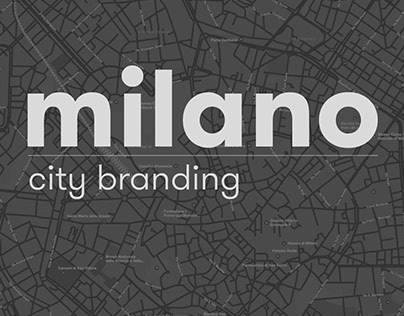 Milano - City Branding (Proposal)