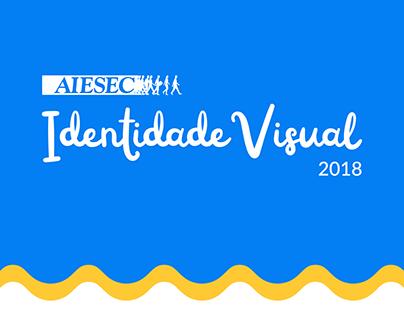 Identidade Visual AIESEC 2018