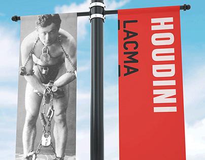 Exhibition/Experience Design: Houdini