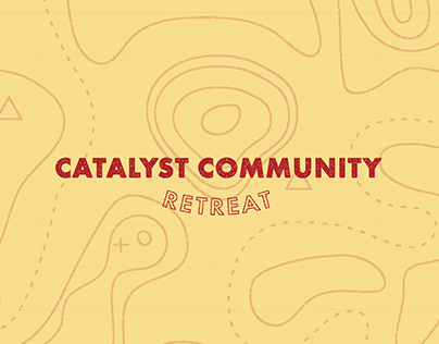 Community Retreat Branding