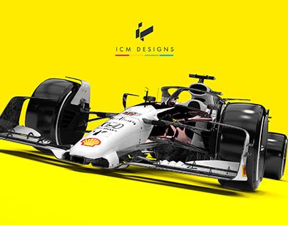 McLaren MP4-2022