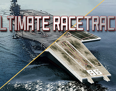 Ultimate RaceTrack SIDE BY SIDE REMAKE in GTA5