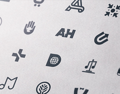 20 Clever Logos