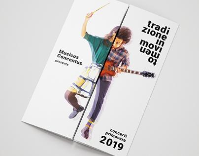 Tradizione in Movimento 2019 / Visual Design