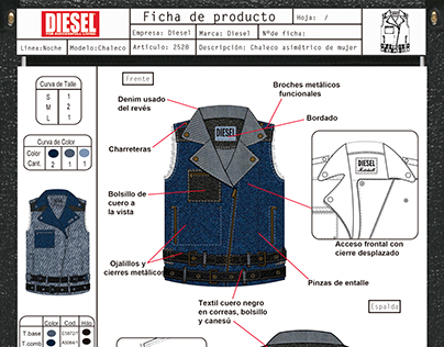 DIESEL - Technical Package