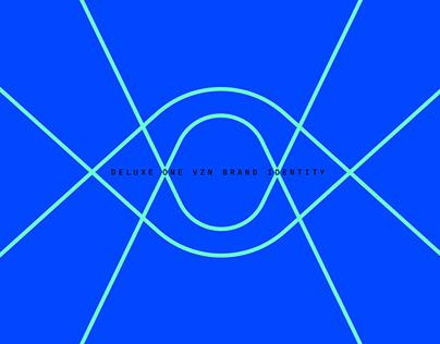 Deluxe 1 VZN Brand Identity