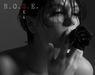 """Jessie J """"R.O.S.E."""" Album Design"""