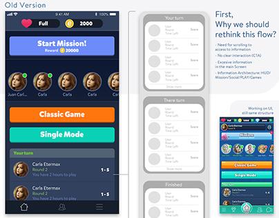 UX - Games New Tab
