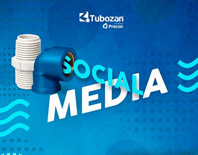 Tubozan Social Media
