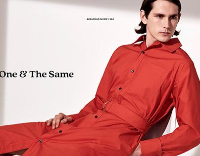 One & The Same Branding Design