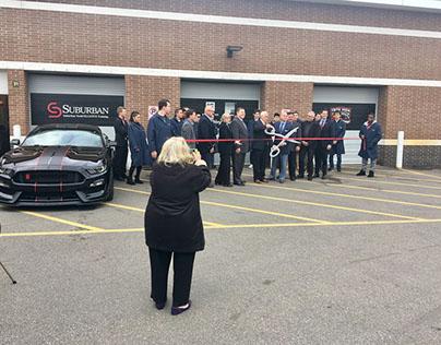 Troy High School's New Auto Lab