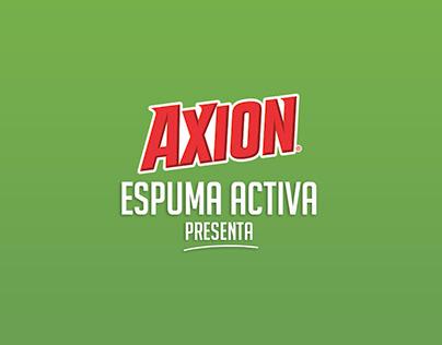Axion Espuma Activa