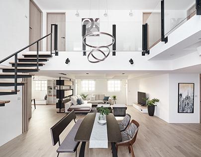 YuChu Interior Design|Flowly Wonderland