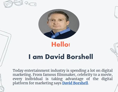 David Borshell | Entertainment and Media Industry Value