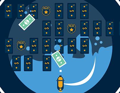 MONEY LAUNDERING GAME / DMJX