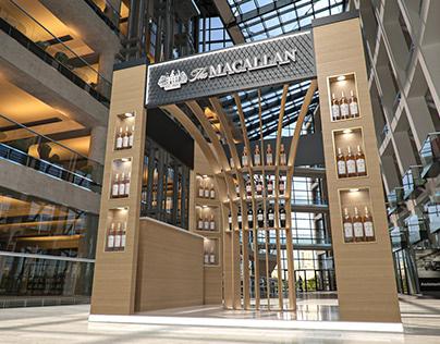 The Macallan corner