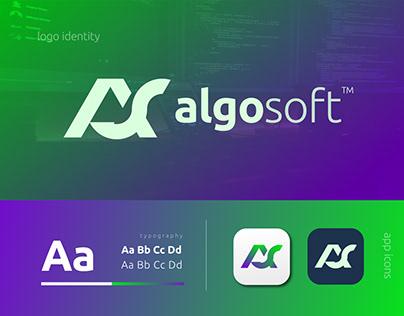 As Modern Software Logo Design - Software Logo Mark