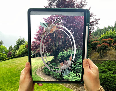 AR in the wild. Capture your favorite tree & share.