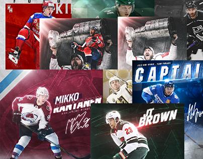Personal - NHL Designs