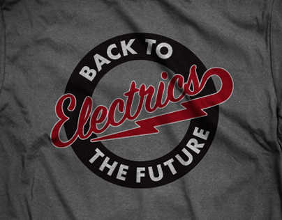 Logo: Back to the Future Electrics
