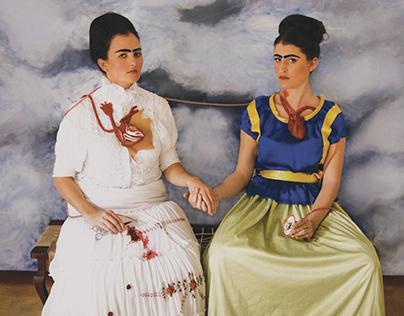 Frida By Raylin Wynne and Serena van der Nest