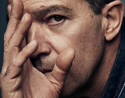 Antonio Banderas by Benjo Arwas