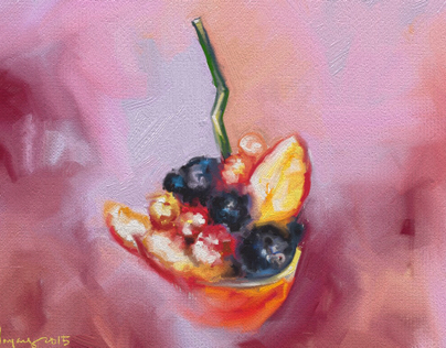 Impasto Fruit salad