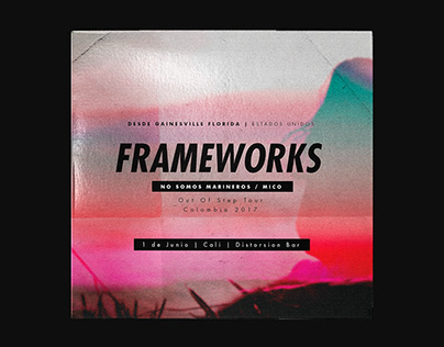 Frameworks Colombian Tour