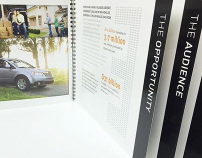 2014 / Infographic // B2B shingled sales booklet
