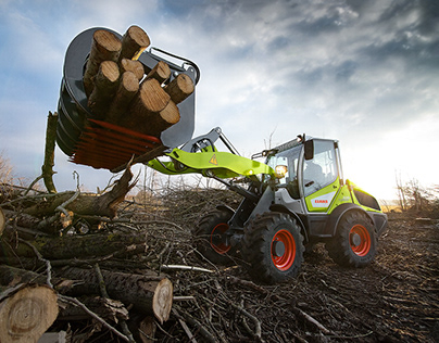 CLAAS TORION 639