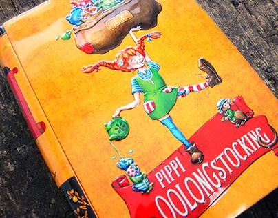 Pippi Oolongstocking