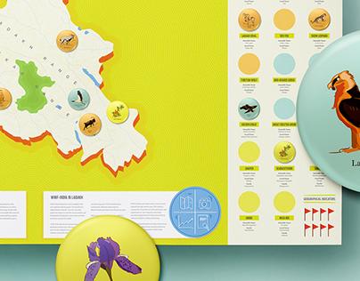 Illustration: Ek Prithvi Map - WWF