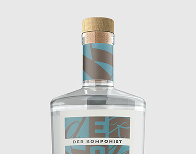 Spirit Label Design Collection