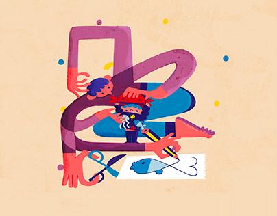 Illustration for Diari de Sabadell