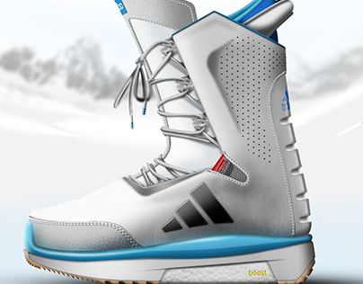 ADIDAS Snowboarding boots